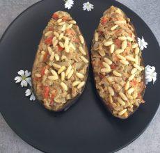 aubergine recette bio