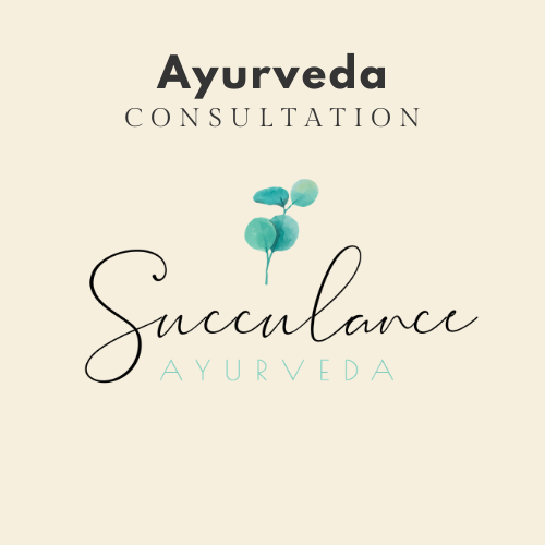 CONSULTATION RN AYURVEDA SUCCULANCE